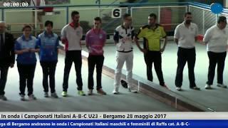 Raffa - Campionati Italiani Femminili A-B-C e U23 Maschili 2017