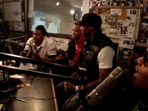 "Jenny Boom Boom from Hot 93.7 interviews Day 26 part 1! Mike talks engagement rumors, Q says he looked crazy on ""Making The Band"" because of the way the"