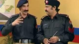 Best Funny Pothwari Drama 2017 Double Sawari Part 11