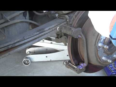 How to change rear brakes 2004 Chevy Silverado