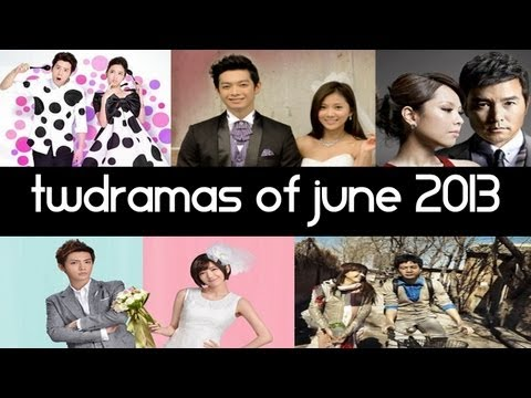 Top 5 New 2013 Taiwanese Dramas [ June ] - Top 5 Fridays