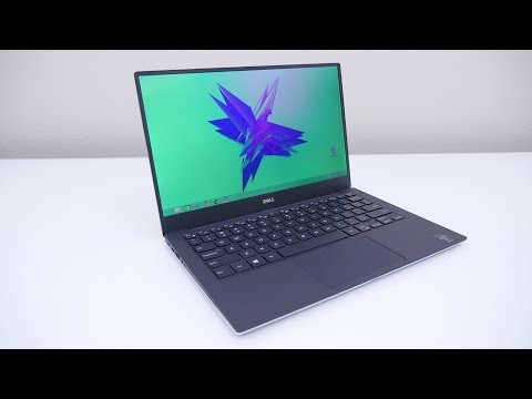 1 Week With A Dell XPS 13 Laptop