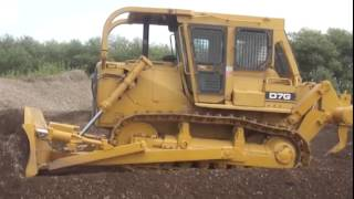 1981 CATERPILLAR D7G For Sale