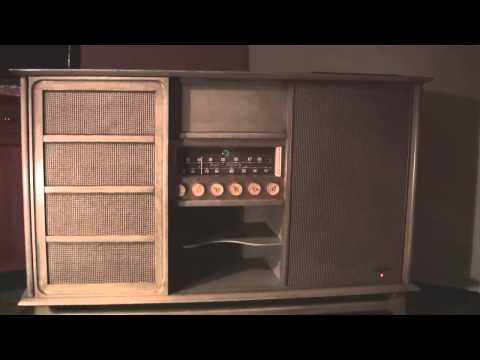 Magnavox Imperial for 1959  A console way ahead of its time Alley Cat - Al Hirt