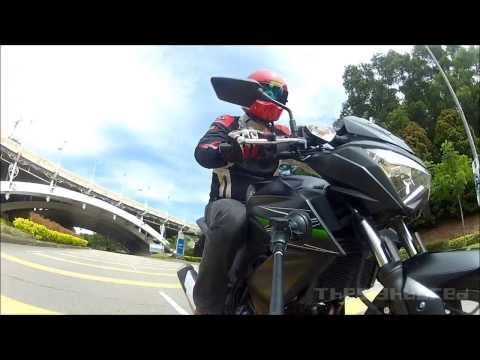2013 Kawasaki Z250 simple review