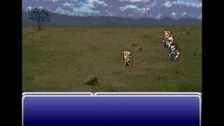 Final Fantasy VI Playthrough (27) Gau