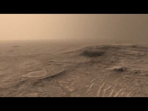 Spirit at Gusev Crater [HD]