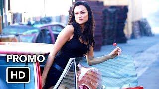 "Blood Drive 1x03 Promo ""Steel City Nightfall"" (HD)"