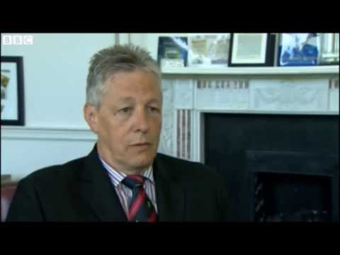 Peter Robinson gives his take on racism in east Belfast