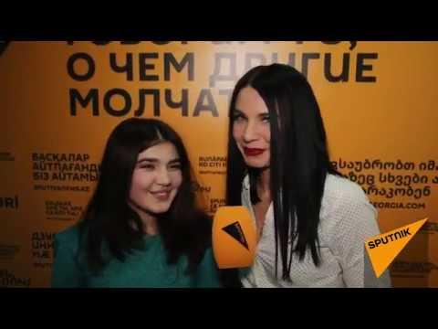 Мехрона Гайбуллоева о своем выступлении на сцене Ты супер!