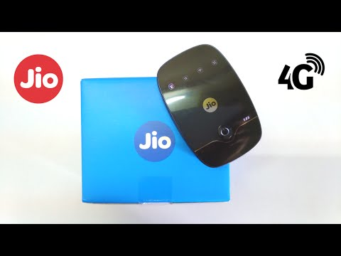 Download JioFi 2 4G Wireless Hotspot For Reliance Jio - Unboxing And First Impressions Videos ...