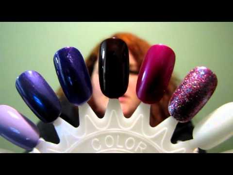 Sally Hansen Xtreme Wear Collection: Purple Nurple