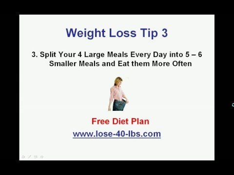 How to Lose Weight Fast - Lose 30 Pounds in 2 Months!