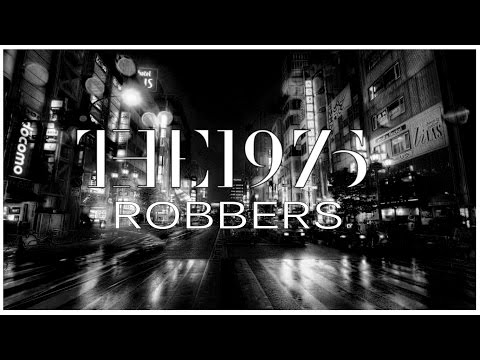The 1975 - Robbers (HQ Audio)
