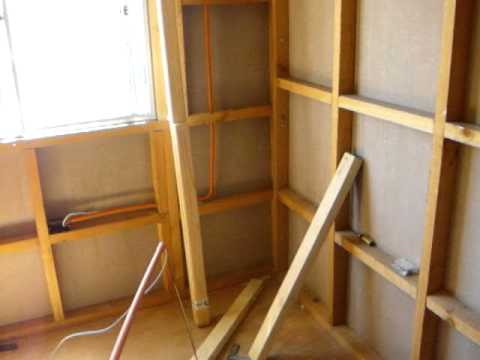 Ampliando mi casa youtube - Habitacion de madera ...