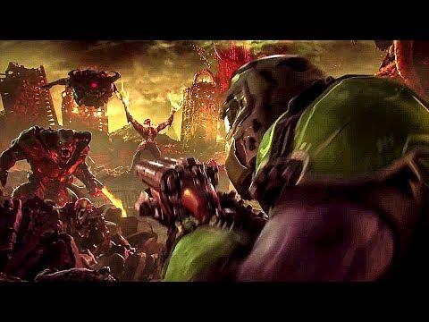 DOOM Eternal - E3 2018 Trailer (Bethesda Conference)