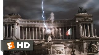 The Core (4/9) Movie CLIP - Rome Destroyed (2003) HD