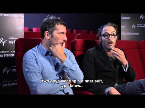 Interview Edouard Deluc / Philippe Rebbot - MyFFF 2014 (english subtitles)