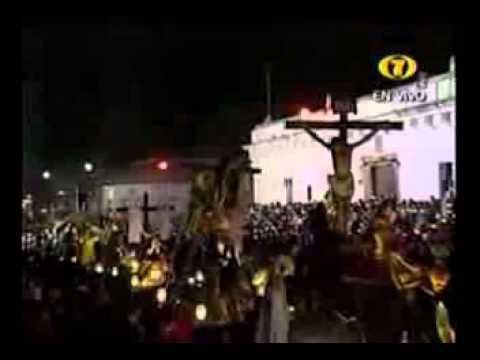 2011 Semana Santa Guatemala Viernes Santo Señor Sepultado Escuela de Cristo Antigua Guatemala
