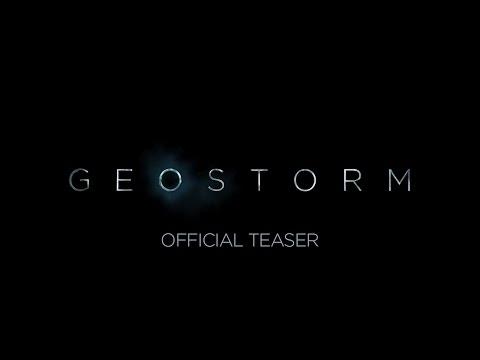 GEOSTORM - OFFICIAL TEASER [HD]