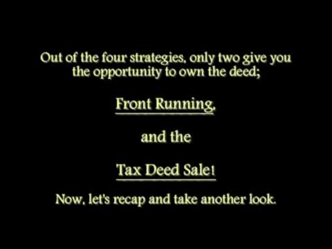 Tax Liens, Tax Deeds, and Tax Deed Overages.mp4