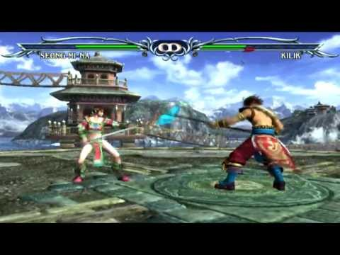 Soul Calibur 3 (PS2) walkthrough - Seong Mi-Na