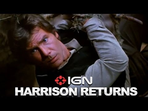IGN News - Harrison Ford Will Indeed Return as Han Solo According to Report