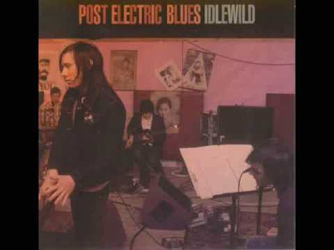 IDLEWILD - POST ELECTRIC BLUES promo