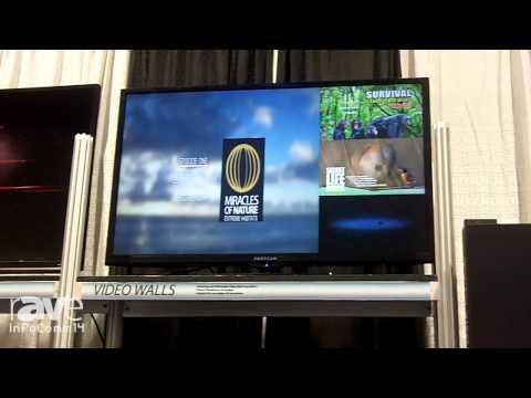 InfoComm 2014: SmartAVI Exhibits its 4K HDMI Video Wall