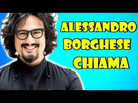 ALESSANDRO BORGHESE CHIAMA ... 📞