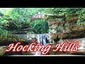 Hocking Hills State Park in Ohio - Day Hiking