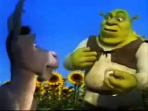 Shrek Küfürlü video