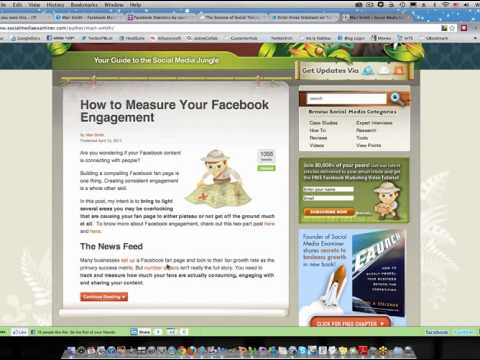 Facebook Marketing Success For Small Businesses
