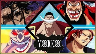 Why The Yonko Are The Most OVERWHELMING Force | One Piece Discussion