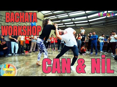 Can & Nil Sensual  Bachata Dance Workshop | EDF-2018