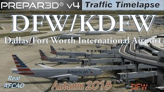 [P3D] FSDreamTeam - Dallas/Fort Worth International Airport (DFW/KDFW)