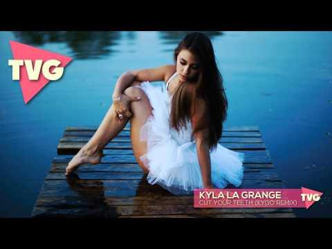 Kyla La Grange Cut Your Teeth Kygo Remix