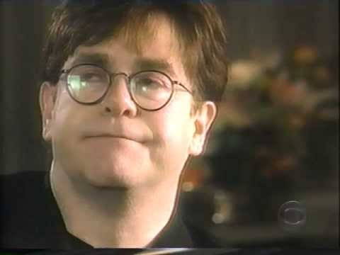 Elton John On 60 Minutes 2 (04/07/99)
