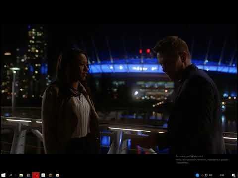 Айрис узнаёт что Барри Аллен Флэш (flash)