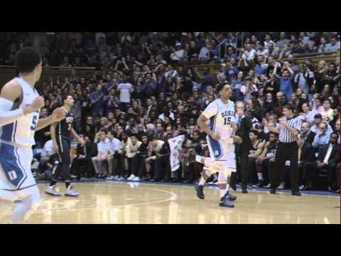 Duke vs. Pitt: Stealth Cam Highlights