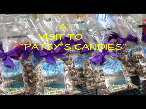 A Visit To Patsy's Candies