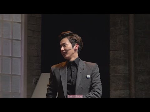 [HD*Fancam] 140723 Teen Top Chunji - 사랑의 묘약 (Love Potion) from Musical 'Cafe-In' curtain call