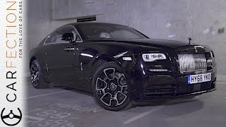 Rolls-Royce Wraith Black Badge: A Bright Young Thing For The 21st Century - Carfection