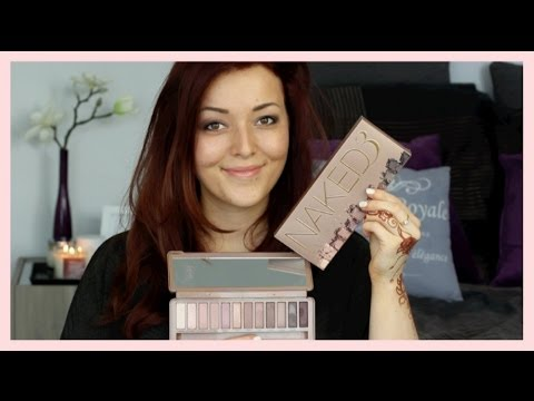 Review ❤ Urban Decay Naked 3 palette