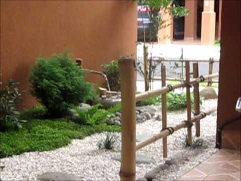 Jard n japon s estilo tsuboniwa by deco zen design san for Decoration jardin zen