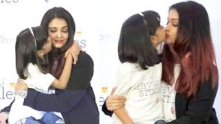 Aaradhya Bachchan's CUTE Moments With Aishwarya Rai At 7th Birthday 2018 Celebration With NGO kids