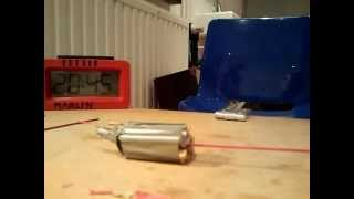 Firework Making Timelapse #1 Bottle Rocket Bomb