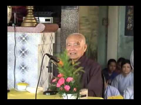Thăm và thuyết giảng tại chùa Bảo An (Cần Thơ)