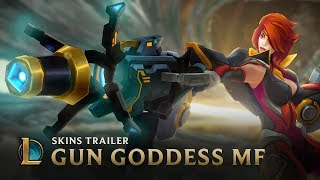 She's Come to Collect | Gun Goddess Miss Fortune Ultimate Skin Trailer - League of Legends