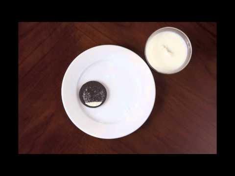Oreogami, pequeña animación en stop motion que los hará desear una galleta de chocolate